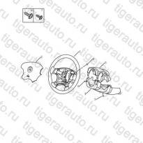 Каталог Рулевое колесо Geely MK08