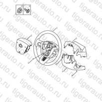 Каталог STEERING WHEEL Geely Emgrand X7