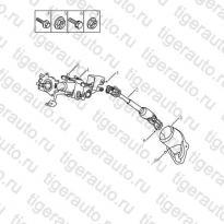 Каталог STEERING COLUMN Geely Emgrand X7