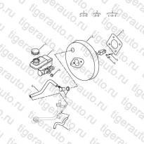 Каталог VACUUMN BOOSTER & BRAKE MASTER CYLINDER Geely Emgrand X7