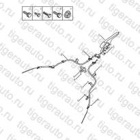 Каталог Ручной тормоз Geely MK Cross