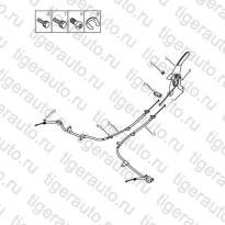 Каталог HANDLE PAKRING BRAKE Geely Emgrand X7