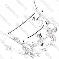 Каталог Крепление капота двигателя Lifan Smily