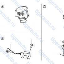 Каталог ELECTRICAL UNIT & CONTROL MODULE Luxgen 7 SUV