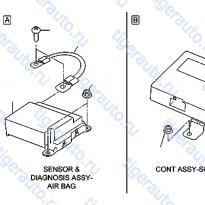 Каталог ELECTRICAL UNIT & CONTROL MODULE (3) Luxgen 7 SUV