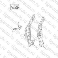 Каталог A PILLAR Geely Emgrand X7