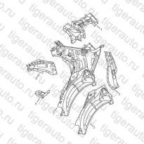 Каталог Усилитель кузова С Geely MK08