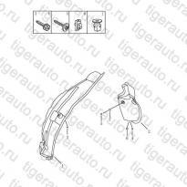 Каталог REAR SPLASH GUARD Geely Emgrand X7