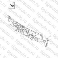 Каталог Задняя панель кузова Geely MK08