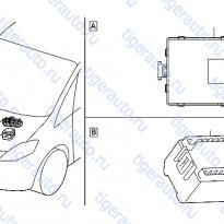 Каталог ELECTRICAL UNIT & CONTROL MODULE (5) Luxgen 7 SUV