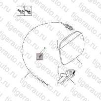 Каталог FUEL FILLING CAP Geely Emgrand X7