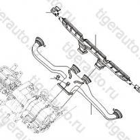 Каталог Вентиляционный трубопровод кондиционера Lifan Smily