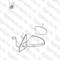 Каталог OUTER REARVIEW MIRROR Geely Emgrand X7
