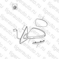 Каталог OUTER REARVIEW MIRROR# Geely Emgrand X7