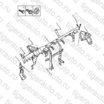 Каталог CROSS BEAM,DASH BOARD Geely Emgrand X7