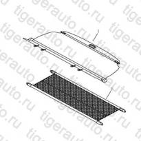 Каталог BAFFLE PLATE,TRUNK COMPARTMENT Geely Emgrand X7