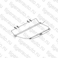 Каталог BAFFLE PLATE,TRUNK COMPARTMENT# Geely Emgrand X7