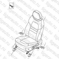 Каталог LF SEAT Geely Emgrand X7