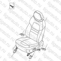 Каталог LF SEAT# Geely Emgrand X7