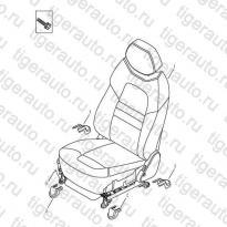 Каталог RF SEAT Geely Emgrand X7