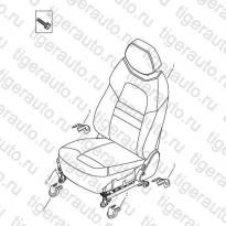 Каталог RF SEAT# Geely Emgrand X7