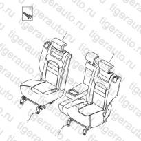 Каталог MIDDLE SEAT Geely Emgrand X7