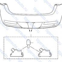 Каталог LICENCE PLATE LAMP Luxgen 7 SUV
