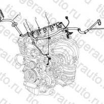 Каталог ENGINE WIRE HARNESS Geely Emgrand EC8