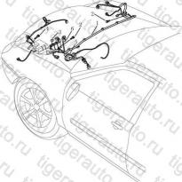 Каталог Жгут проводов моторного отсека Geely MK08