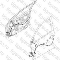 Каталог Жгут проводов передней двери Geely MK08