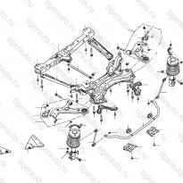 Каталог Передняя подвеска Lifan Cebrium