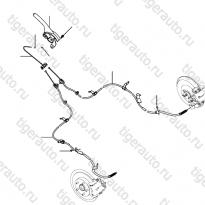 Каталог Стояночный тормоз Lifan Cebrium
