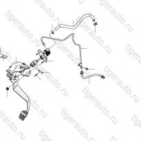 Каталог Педаль сцепления Lifan Cebrium