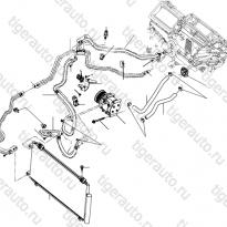 Каталог Система кондиционирования Lifan Cebrium