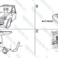 Каталог CONTROL UNIT Luxgen 7 SUV