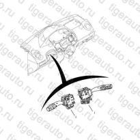 Каталог Под рулевые переключатели Geely MK08