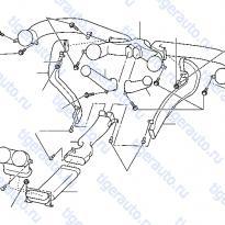Каталог VENT & DUCT Luxgen 7 SUV