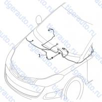 Каталог WIRING HARNESS-AIR BAG Chery Very (A13A)