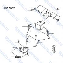 Каталог VENT & DUCT (2) Luxgen 7 SUV