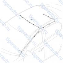Каталог WIRING HARNESS-ROOF Chery Very (A13A)