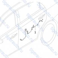 Каталог WIRING HARNESS-RR DOOR LH Chery Very (A13A)