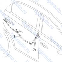 Каталог WIRING HARNESS-RR DOOR RH Chery Very (A13A)