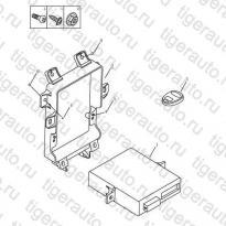 Каталог Блок управления кузовной электроникой Geely MK08