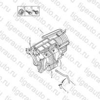 Каталог HVAC# Geely Emgrand X7