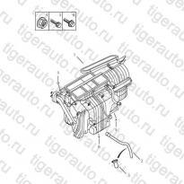 Каталог HVAC#3 Geely Emgrand X7