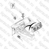 Каталог A/C CONTROLLER#2 Geely Emgrand X7