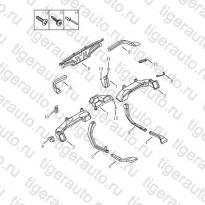 Каталог VENTILATION TUBE Geely Emgrand X7