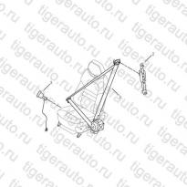 Каталог FRONT SEAT BELT Geely Emgrand X7