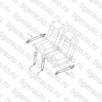 Каталог MIDDLE SEAT BELT Geely Emgrand X7