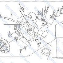 Каталог AUTO TRANSMISSION, TRANSAXLE & FITTING Luxgen 7 SUV